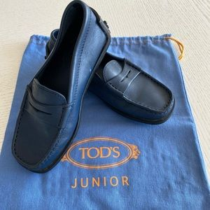 TODS Junior - Leather Shoes